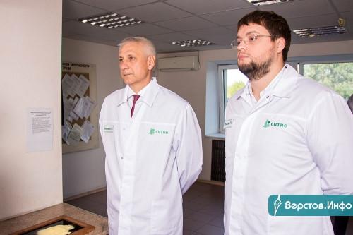 «Настоящее предприятие с большой буквы». Глава Магнитогорска посетил агрохолдинг «СИТНО»