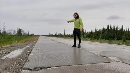 Магнитогорский «Форрест Гамп» дошёл до Воркуты! Дальше – Северный Ледовитый океан