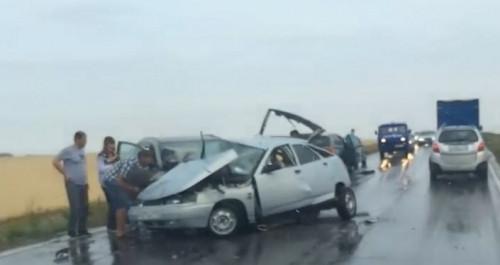 Двое погибших. На трассе под Магнитогорском произошло смертельное ДТП
