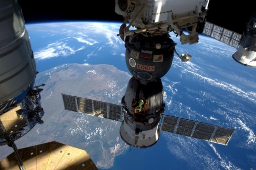 Невезучий «Федор». Корабль «Союз» с магнитогорским роботом на борту не смог пристыковаться к МКС