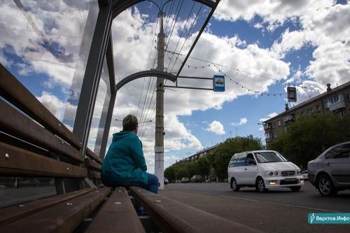 Несмотря на критику. Осенью в Магнитогорске установят еще 49 новых остановочных комплексов