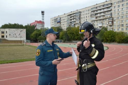 Магнитогорец стал лучшим пожарным Челябинской области. Еще двое представителей Магнитки – в призах