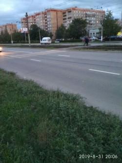 В Магнитогорске сбили пенсионерку и школьника. Пожилая женщина скончалась в больнице