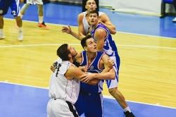 Три победы и три поражения. Баскетболисты «Динамо» продолжают подготовку к новому сезону
