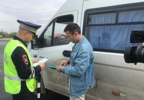 Неисправный транспорт отправили на штрафстоянку. В Магнитогорске маршрутчики нарушили ПДД шесть тысяч раз