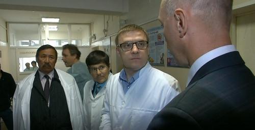 «Это никуда не годится!» Текслер ликвидировал очереди в агаповской больнице, экстренно «выписав» врачей из Магнитки