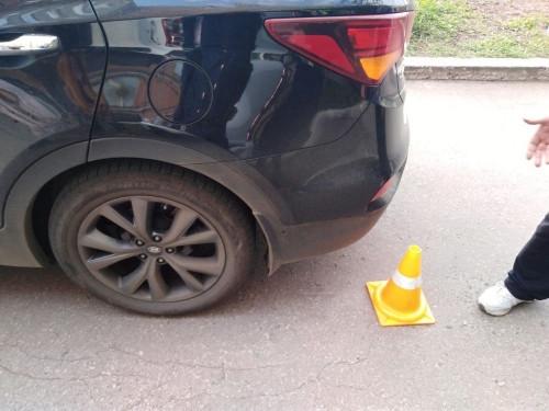 Вместо школы – лечение. В Магнитогорске за выходные дни в ДТП пострадали двое младшеклассников