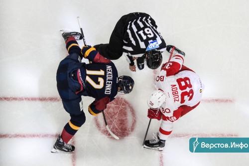 Дотерпели. «Металлург» едва не упустил победу в матче со «Спартаком»