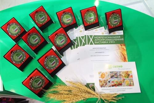 На уровне! Высокое качество продукции «СИТНО» отметили медалями выставки «АгроФорум»