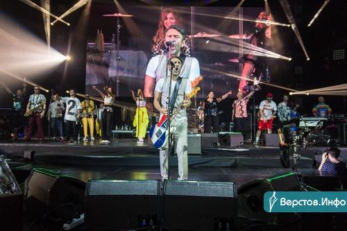 Свершилось! Группировка «Ленинград» впервые устроила своё шоу в Магнитогорске