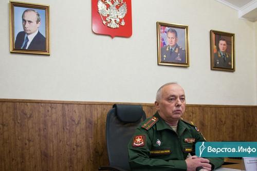 «Больные люди в армии не нужны». В Магнитогорске стартовал осенний призыв