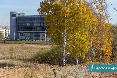 Он будет готов к 2025 году! Магнитогорцам представили проект парка «Притяжение» без жилого сектора