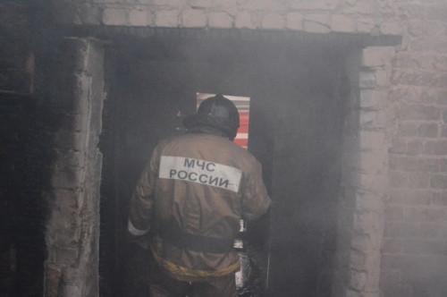 Всё пошло прахом. Огонь нанес ущерб предпринимателю из Магнитогорска в полмиллиона рублей