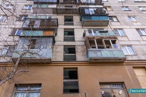 Уже написали президенту. Магнитогорцы отказываются переезжать из ветхо-аварийного жилья в дом № 164 на К. Маркса