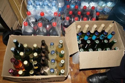 Наказали продавщицу. В Магнитогорске накрыли точку, где незаконно торговали алкоголем