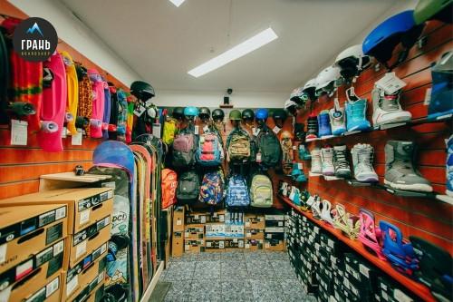 Магазин Bananboardshop сменил название и вышел на новую грань. Теперь он так и называется – «Грань» boardshop!