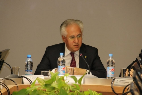 В ответе за экологическую безопасность региона. В мэрии прошло первое совещание координационного совета по вопросам экологии