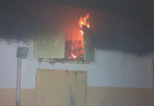 Эвакуировали шесть человек. Вчера ночью сгорела сауна в знаменитой магнитогорской «Купале»
