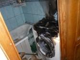 Беспокойная ночь. В Магнитогорске эвакуировали пять человек из-за вспыхнувшей стиральной машины