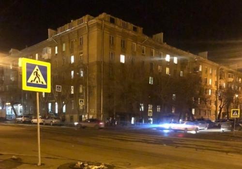 В Магнитогорске ищут водителя серого ВАЗ 2112. Он сбил девушку на перекрестке и уехал