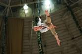 Заместитель губернатора выступил в магнитогорском цирке. Он обратился к участникам фестиваля «Сальто в будущее»