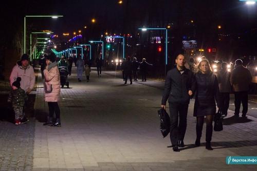 Горят Огни Магнитки. В Магнитогорске выбрали название для нового бульвара