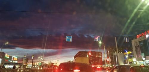 Облака Кельвина – Гельмгольца. Житель Магнитогорска запечатлел редкое явление в небе над городом