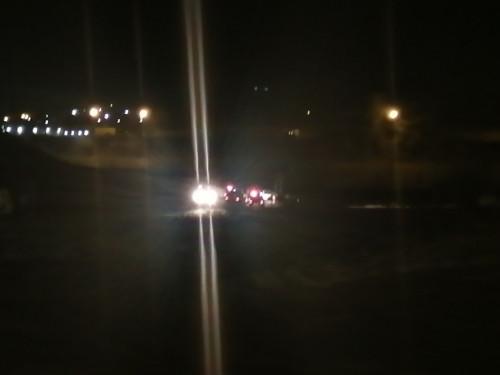 В Магнитке пьяный водитель «Нивы» удирал от ГИБДД. В итоге он сбил одного из сотрудников