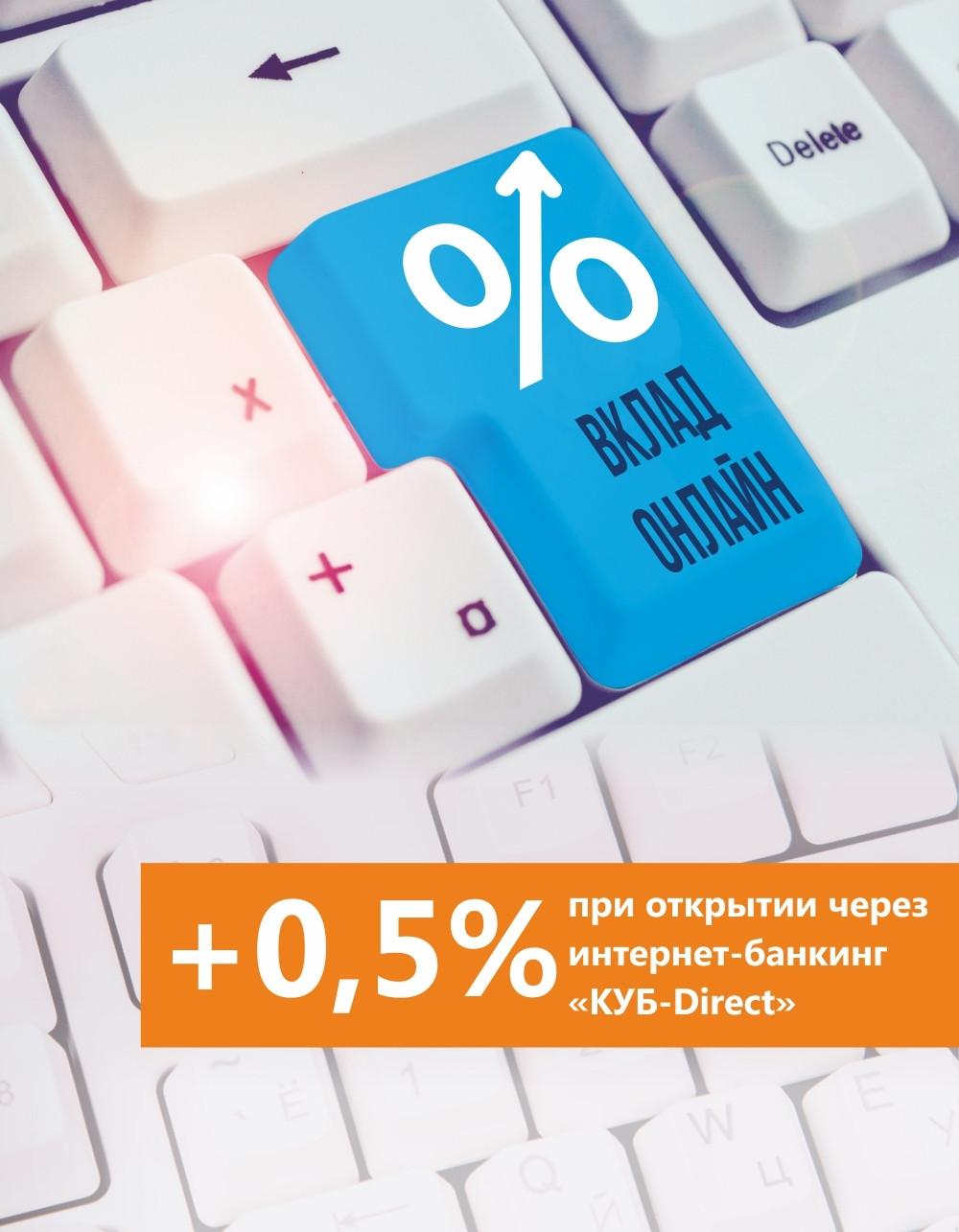 Через интернет в Сбербанк-онлайн.до 2,56% годовых с учетом капитализации (при открытии вклада на сумму более рублей сроком месяцев).Как видим, максимальная ставка у вклада Управляй при открытии через интернет выше на 0,15%.