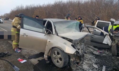 Четверо погибли, трое в больнице. В Минздраве рассказали о пострадавших в аварии под Магнитогорском
