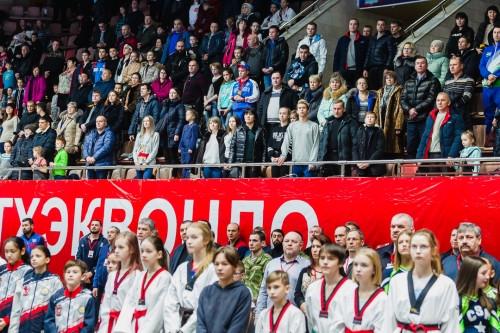 Боевое братство на татами. В 12-й раз наш город принимал Всероссийский турнир по тхэквондо «Братишка»