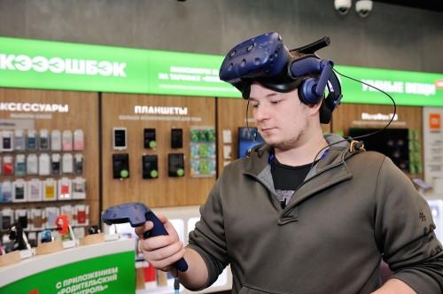 Это новый формат. МегаФон открыл первый Experience store в Москве