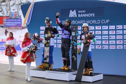 Большой сноуборд на Банном! Россияне остались без медалей, но спортивный праздник удался!
