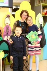 Человек слова. Магнитогорские школьники пообщались с писательницей из Екатеринбурга