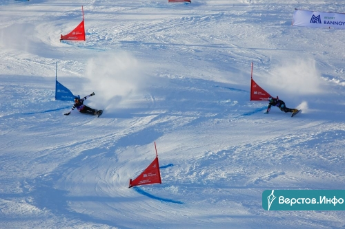 Второй день большого сноуборда на Банном! Россиянка Наталья Соболева не дотянулась до «бронзы»