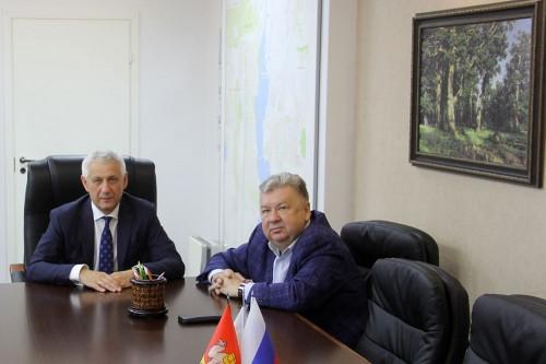 Онкодиспансер переоснастят. Глава Магнитогорска встретился с главным онкологом Челябинской области