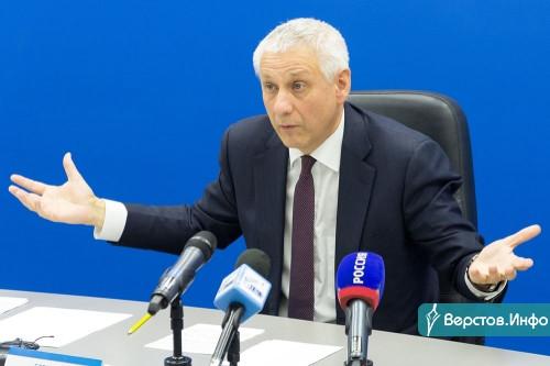 Сергей Бердников: «Вы посмотрите, сколько коррупции не в чиновничьей среде»