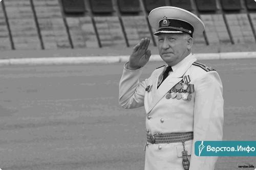 На 65-году жизни. Скончался тренер по джиу-джитсу, капитан первого ранга Александр Архипов