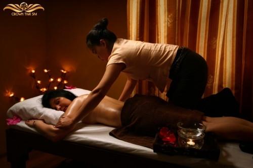 Акция на подарочные сертификаты в салоне тайского и балийского массажа «Корона Тай Спа»
