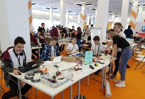 Прокачали навыки. Детский технопарк Магнитогорска вышел в финал международного инженерного конкурса
