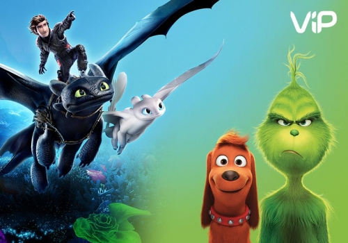 Что посмотреть в каникулы? Подборка фильмов для всей семьи от Дом.ru