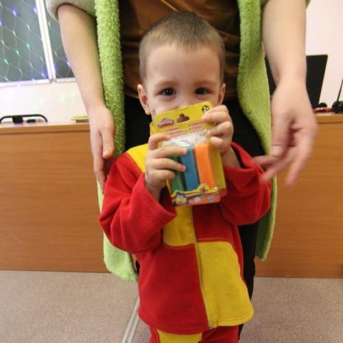 Главная ёлка Детской больницы! Юных пациентов поздравили с Новым Годом
