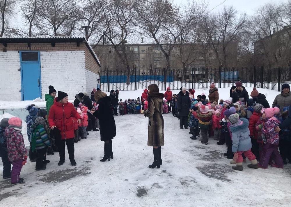 Теперь знают и дошколята. В магнитогорских детских садах проходят плановые пожарные эвакуации