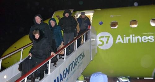 Старт неплохой. Рейсы из Магнитогорска в Новосибирск оказались востребованными