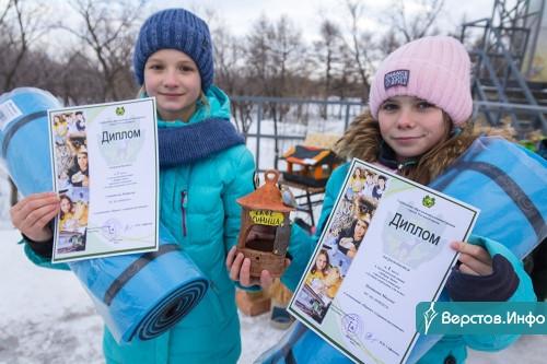 В Экопарке устроят птичий пир. В Магнитогорске подвели итоги конкурса на лучшую кормушку для птиц