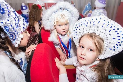 272 мероприятия посетили более 50 тысяч детей! Чиновники подвели итоги новогодней кампании