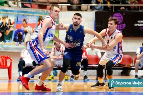 Две домашние победы! Магнитогорские баскетболисты принимали ростовских «барсов»