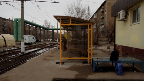 Чиновники признали свою ошибку. В Волжском избавились от «магнитогорской» остановки после критики жителей