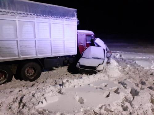 Массовое ДТП под Магниткой и пять погибших в аварии под Челябинском. На Южном Урале ограничат движение автобусов