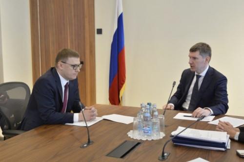 Перспективы есть, но туманны. Текслер обсудил с новым министром Челябинскую и Магнитогорскую агломерации